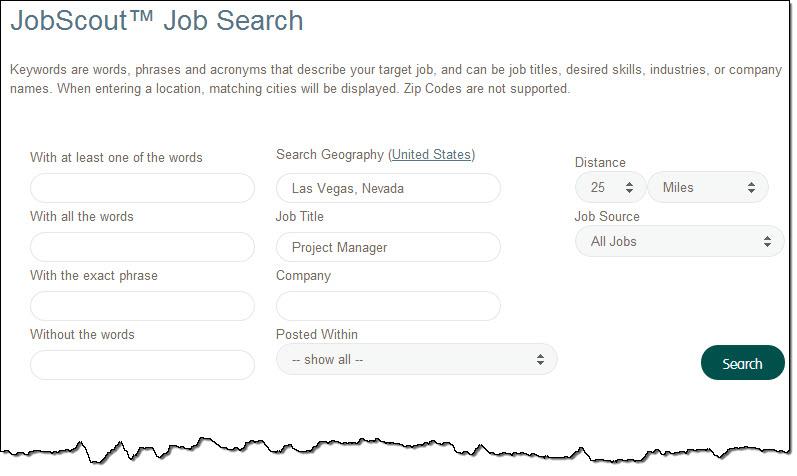 Job Scout